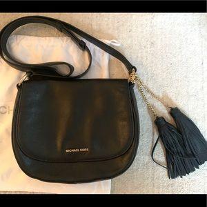 Michael Kors ELYSE Large Cross-Body Handbag